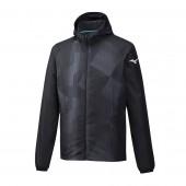 Mizuno Veste Printed Hoody Jacket