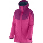 Salomon Cyclone Trekking Jacket Lady