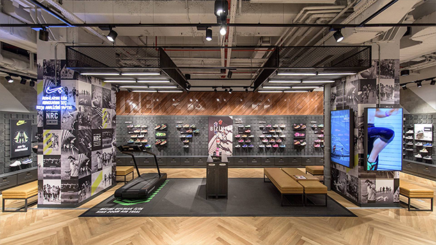 magasin running Paris Ouest